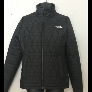 North Face Harway Quilted Jacket Black M